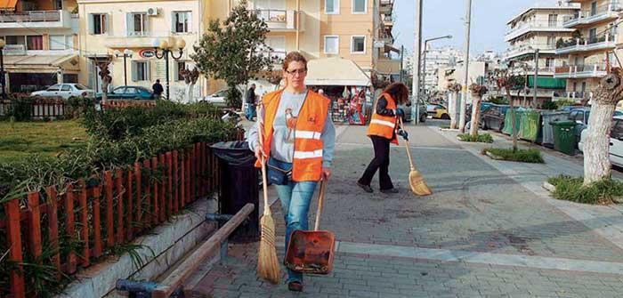 149 άτομα θα προσλάβει ο Δήμος Αγ. Παρασκευής μέσω προγράμματος ΟΑΕΔ – Δείτε τις ειδικότητες