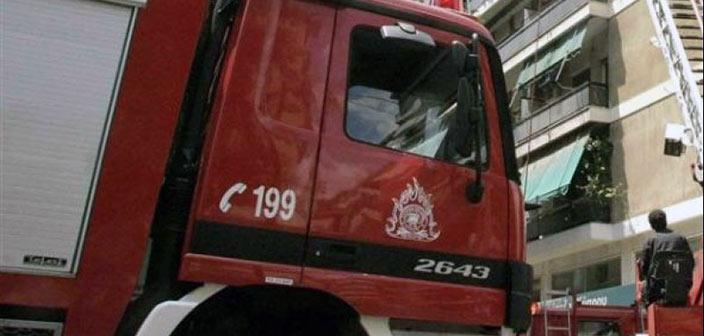Συνέχεια πυρκαγιών σε εγκαταλελειμμένους χώρους στη Νέα Ιωνία Αττικής