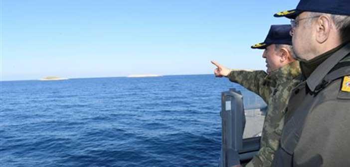 Τουρκική πρόκληση στα Ίμια