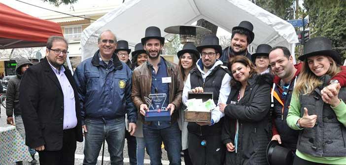200 μικροί & μεγάλοι… κυνηγοί αναζήτησαν τον θησαυρό του Δήμου Κηφισιάς
