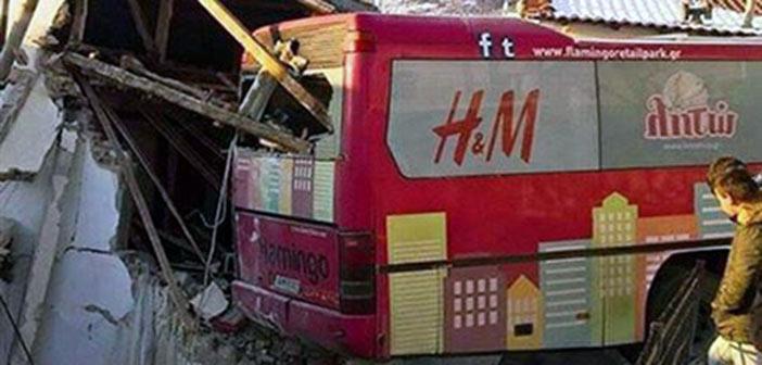 Ξάνθη: Λεωφορείο χωρίς οδηγό έπεσε σε μαθητές – Στο νοσοκομείο 14χρονη