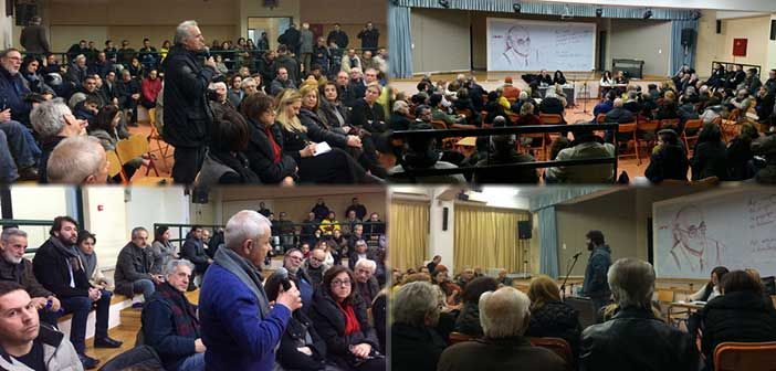 Συνέλευση κατοίκων Κεντρικού Συνοικισμού για τον συμμετοχικό προϋπολογισμό