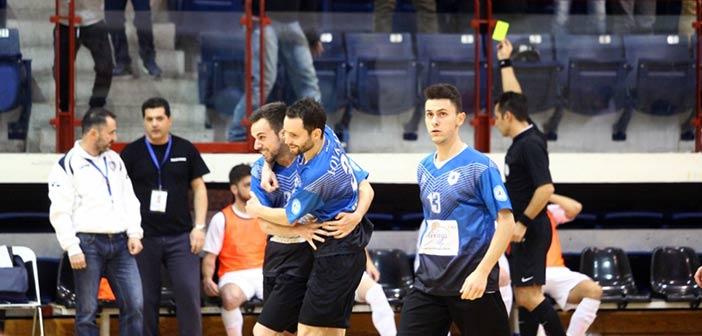 Ποδόσφαιρο Σάλας Ανδρών: Πρεμιέρα με το «δεξί» για τον ΑΣΕΔούκα στα play off