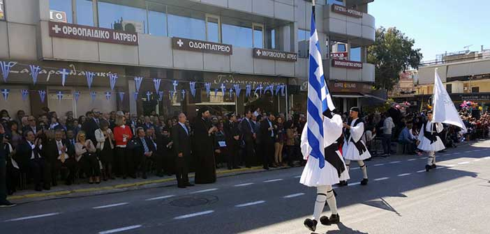 Με ένα διήμερο μνήμης & παράδοσης τιμήθηκε η 25η Μαρτίου στο Ηράκλειο