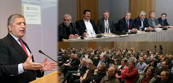 Πατούλης καλεί Σκουρλέτη σε δημόσιο διάλογο για τις αλλαγές στον «Καλλικράτη»