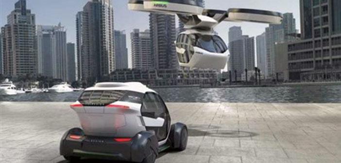 Pop.Up: το αυτοκίνητο που θα γίνεται drone