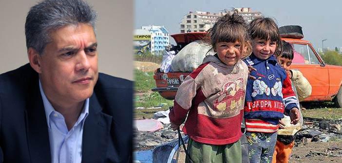 Κ. Αγοραστός: Στόχος μας η άρση των όρων του κοινωνικού αποκλεισμού των Ρομά