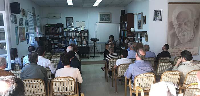 Ορχήστρα Φαινομένων… ήχησε στην Έπαυλη Δροσίνη