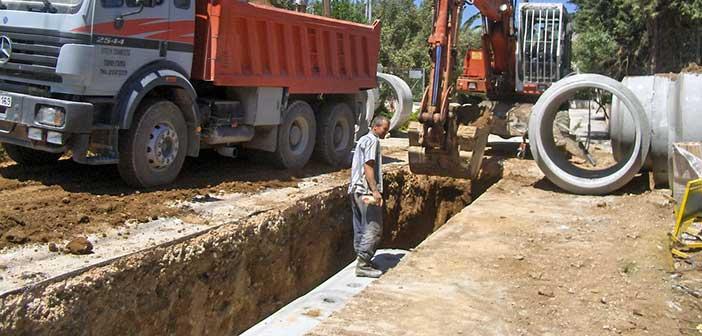 Πότε η κυβέρνηση θα επεμβαίνει στα αντιπλημμυρικά έργα των δήμων