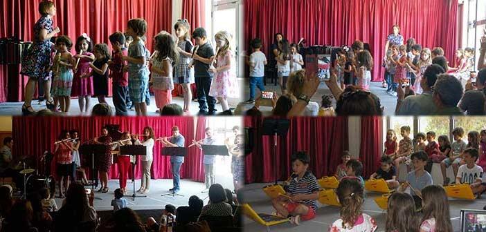 Δύο ξεχωριστές συναυλίες στο Δημοτικό Ωδείο Αγίας Παρασκευής