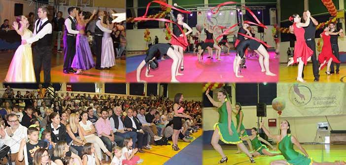 Γιορτή Μαζικού Αθλητισμού στον Δήμο Αγίας Παρασκευής