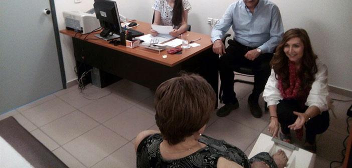 95 γυναίκες εξετάστηκαν δωρεάν για οστεοπόρωση στο ΚΕΠ Υγείας Κηφισιάς