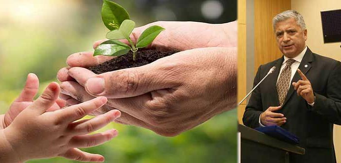 Γ. Πατούλης: Τ.Α. και κεντρική διοίκηση να συνεργαστούμε για την περιβαλλοντική αναβάθμιση