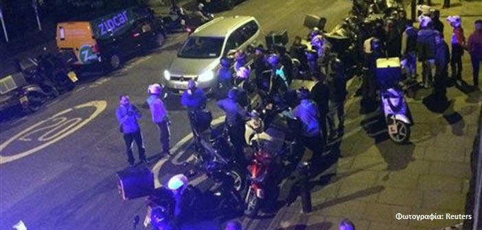 Λονδίνο: Πέντε επιθέσεις με οξύ σε μία νύχτα