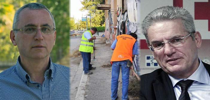 Β. Καραβάκος: Προσπαθεί να κρυφτεί πίσω από την κυβέρνηση ο κ. Καρπέτας.