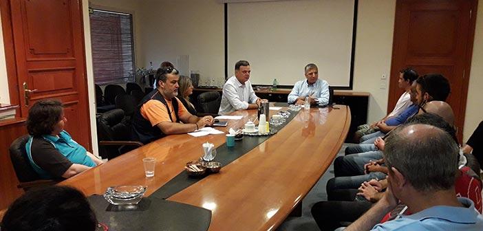 Με 11 εργαζομένους ενισχύεται η Πολιτική Προστασία Δήμου Αμαρουσίου