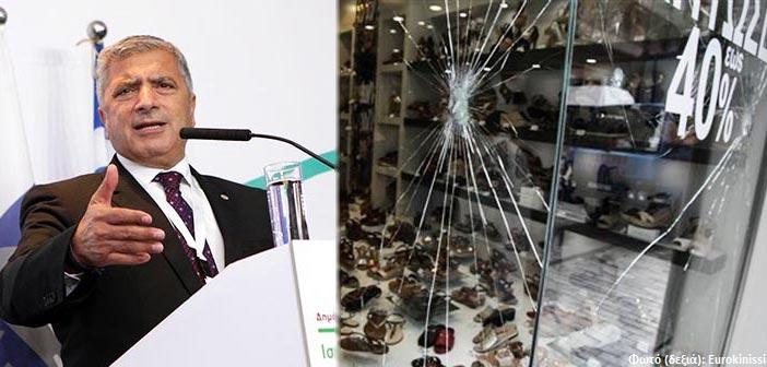 Γ. Πατούλης: Η κοινωνία της Αθήνας δεν ανέχεται άλλο τη συνεχή ανομία
