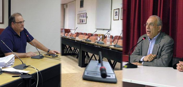 Γ. Κουράσης: Απαντάμε με πολιτική ευπρέπεια στις κακοήθειες της διοίκησης Ρούσσου