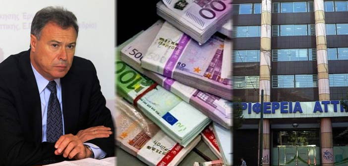 Γ. Σγουρός: Η Περιφέρεια Αττικής οδηγείται σε τραγικό οικονομικό αδιέξοδο
