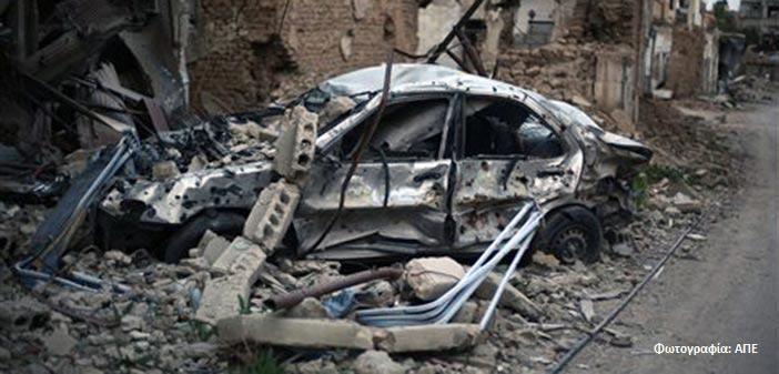 «Ξεπέρασαν τους 330.000» οι νεκροί στη Συρία
