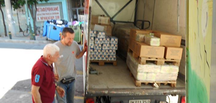 Ευχαριστίες Δήμου Ν. Ιωνίας σε καταστήματα και επιχειρήσεις που στήριξαν το Κοινωνικό Παντοπωλείο εν μέσω καραντίνας