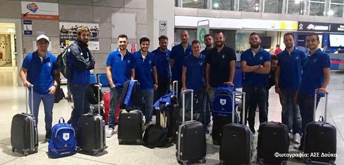 Δύσκολη αποστολή στη Δανία για την ομάδα ποδοσφαίρου σάλας του ΑΣΕ Δούκα