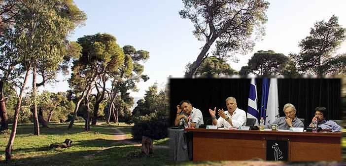 Δ.Σ. Αμαρουσίου: Κάτω τα χέρια από το δάσος Συγγρού κ. Καραμέρο