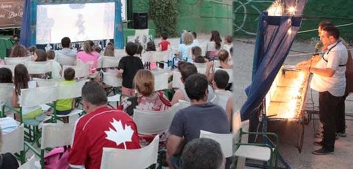 Μεγάλη συμμετοχή στη 2η παράσταση Καραγκιόζη στον Δημοτικό Κιν/φο «Θ. Βέγγος»