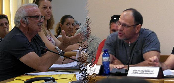 Δήμος Πεντέλης προς Β. Μπούρα: «Ουδείς αχαριστότερος του ευεργετηθέντος»