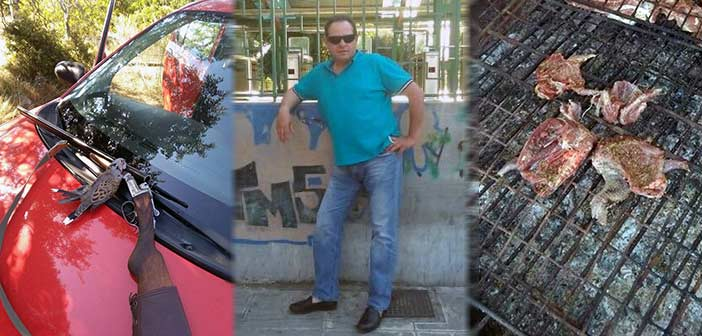 «Mea culpa» από τον σύμβουλο Κηφισιάς Α. Μανάλη για την αχαρακτήριστη ανάρτηση