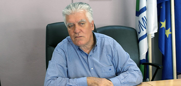 Β. Ζορμπάς: Εγώ θα έχω τη στήριξη της Ν.Δ. στον Δήμο Αγίας Παρασκευής