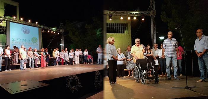 Τα πλαστικά καπάκια έγιναν αναπηρικό αμαξίδιο στο Ηράκλειο Αττικής