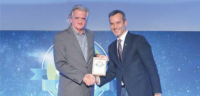 Χρυσό βραβείο για τον Δήμο Νέας Ιωνίας στα Best City Awards 2017