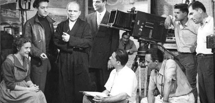 Cine Δράση: «100 και κάτι χρόνια ελληνικού σινεμά» στις 16 Οκτωβρίου