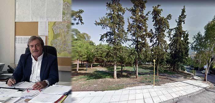 «Δάσος» στο Ψυχικό διεκδικεί η Γενική Γραμματεία Δασών!
