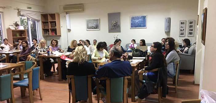 Ξεκινούν και πάλι οι ομιλίες στη Σχολή Γονέων Δήμου Κηφισιάς