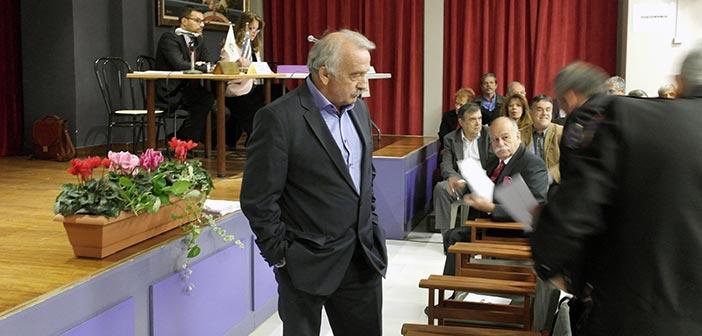 Παρέμβαση Δ. Στεργίου στα τεκταινόμενα του Δήμου Πεντέλης