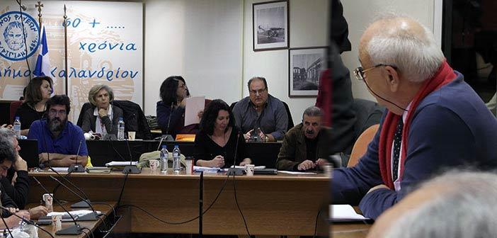 Θ. Βαρδουλάκης: Γιατί υπερψήφισα τον προϋπολογισμό 2018 του Δήμου Χαλανδρίου