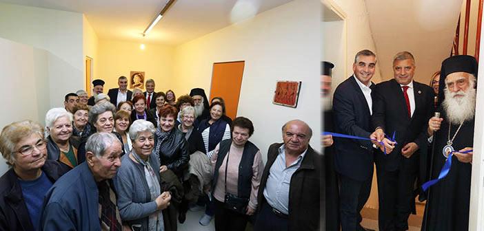 Εγκαίνια ΚΕΠ Υγείας Δήμου Ελληνικού – Αργυρούπολης από τον πρόεδρο του ΕΔΔΥΠΠΥ