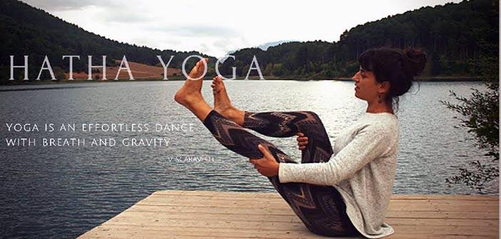Ευκαιρία για άσκηση στην πρακτική της Hatha Yoga σε Χολαργό και Ψυχικό