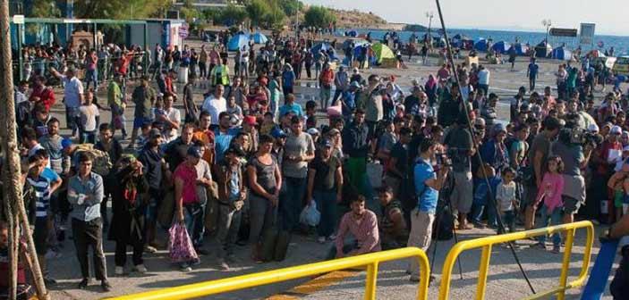 «Ξεσηκώνεται» το Δημοτικό Συμβούλιο Λέσβου για τους πρόσφυγες