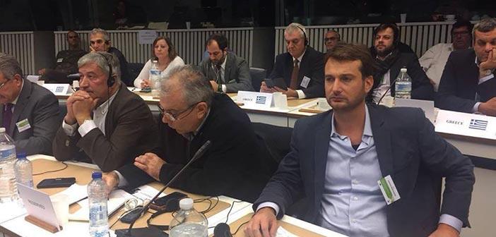 Εκπροσώπηση Δήμου Βριλησσίων σε ευρωπαϊκή ημερίδα διαχείρισης απορριμμάτων