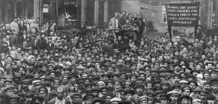 «Η ποίηση στην Οκτωβριανή Επανάσταση» παρουσιάζεται στο Αετοπούλειο