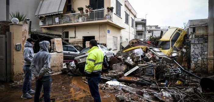 ΕΝΠΕ: Να προχωρήσουν άμεσα τα μέτρα ανακούφισης των πληγέντων