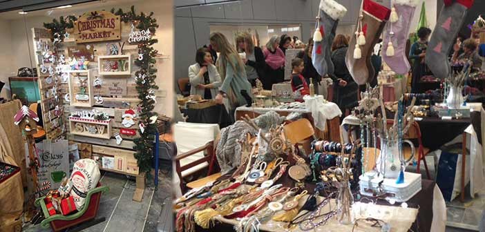Έκθεση και Bazaar Δημιουργών Τέχνης στον Δήμο Λυκόβρυσης – Πεύκης