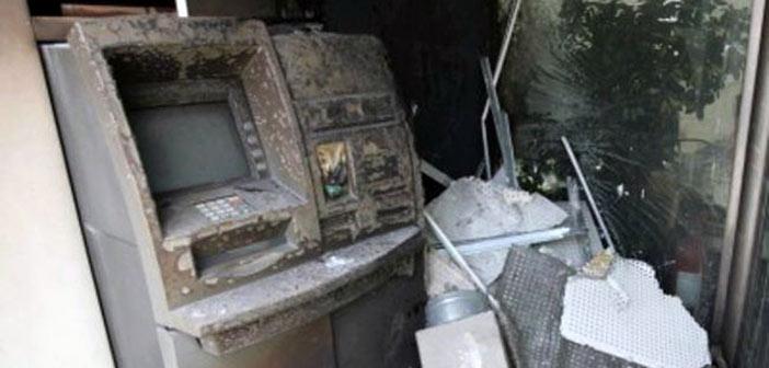 Ανατίναξαν μηχάνημα ΑΤΜ στο Ηράκλειo κι αφαίρεσαν άγνωστο χρηματικό ποσό