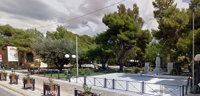 Ξεκίνησαν οι εργασίες ανάπλασης της πλατείας Ηρώων στο Μαρούσι