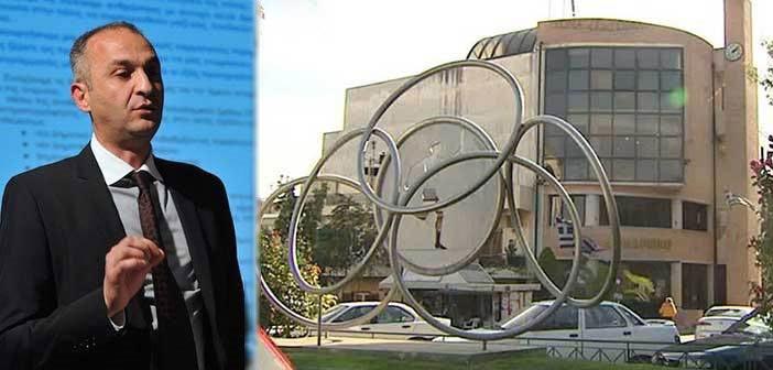 Παρέμβαση Στρ. Σαραούδα στο Δ.Σ. Μεταμόρφωσης για τον Ισολογισμό 2015