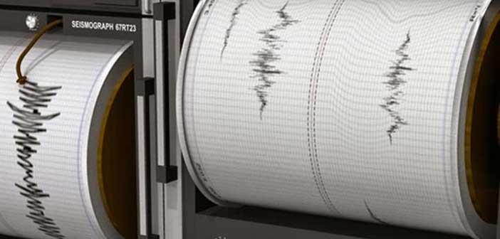 Σεισμός 4,7 Ρίχτερ σε Χίο και Λέσβο