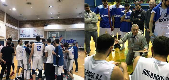 Α2 μπάσκετ Ανδρών: Νίκες για Χολαργό, Δούκα και Ψυχικό στο ξεκίνημα του 2018